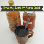 Natural Remedy for the Common Cold