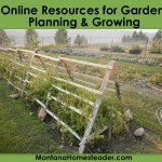 Online Resources for Garden Planning and Growing