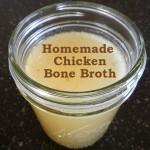 Homemade Chicken Bone Broth
