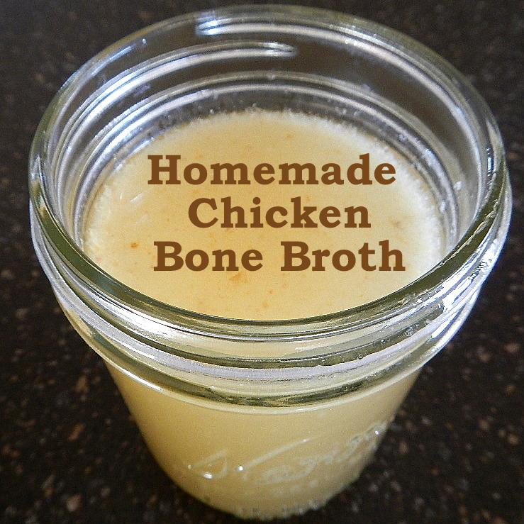 How to make healthy homemade chicken bone broth