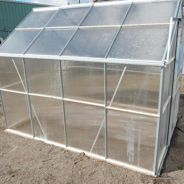 growing vegetables in a greenhouse to extend your growing season