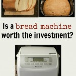 Is a bread machine worth it?