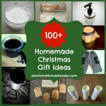 100+ Homemade Christmas Gifts