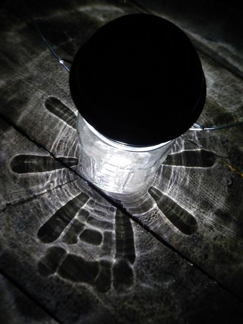 how to make a mason jar solar lantern for eco-friendly off grid lighting | Montana Homesteader