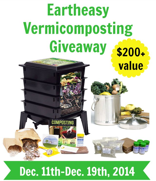 eartheasy vermicomposting giveaway amended