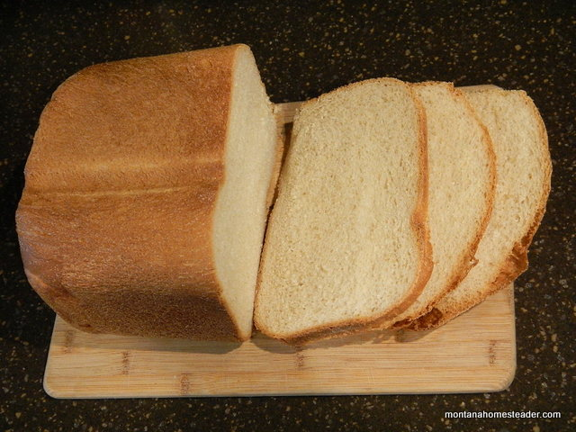 Is making homemade bread cheaper than buying it and worth the effort? | Montana Homesteader