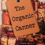 The Organic Canner Book Giveaway