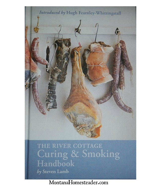The River Cottage Smoking and Curing Handbook book review | Montana Homesteader