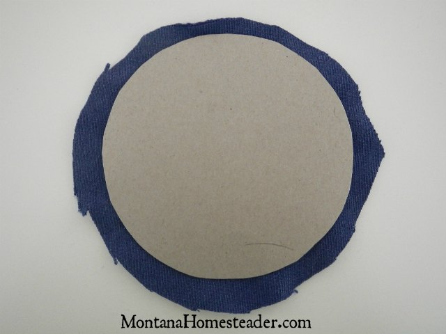 DIY upcycled reusable washable nursing breast pads | Montana Homesteader