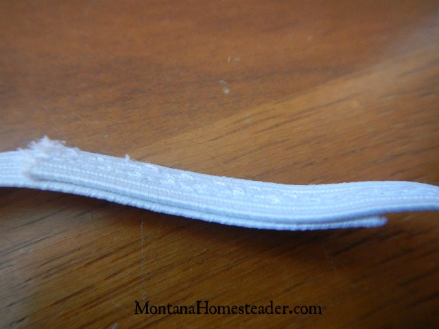 Sewing an upcycled tshirt skirt for girls | Montana Homesteader