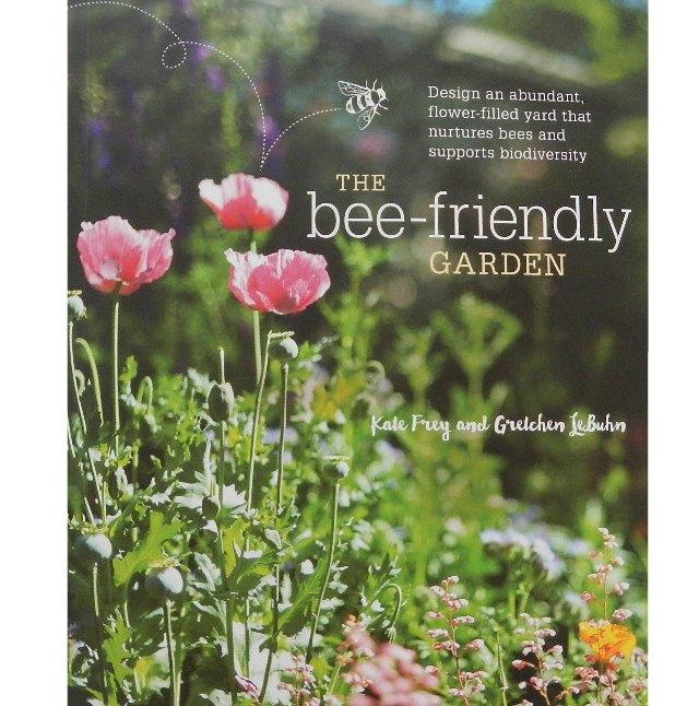 The Bee Friendly Garden book review | Montana Homesteader
