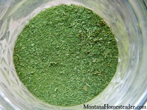 How to preserve spinach by blanching freezing and dehydrating | Montana Homesteader