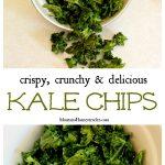 How to make Crispy Crunchy Kale Chips
