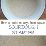 Easy Sourdough Starter Recipe