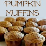 Sourdough Pumpkin Muffins Recipe