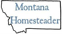 Montana Homesteader
